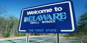 Delaware Legalizes Landbased Sports Betting First!