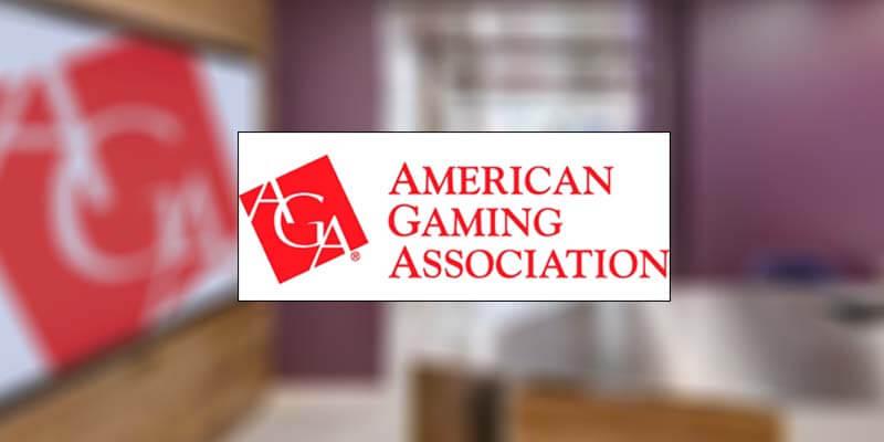 American Gaming Association Logo.