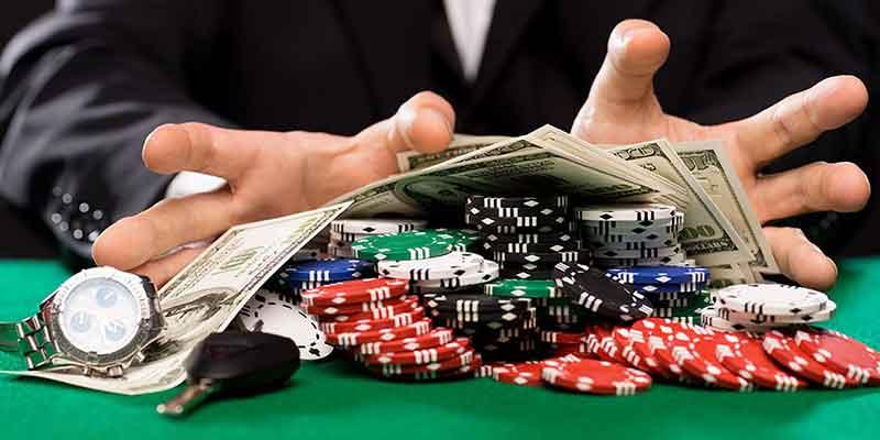 problem-gambler