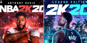 PEGI Weighs in On NBA 2K20 Gambling Style Mini-Games