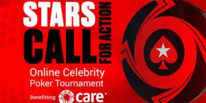Celebrities Come Together to Participate in Charity Poker Tournament