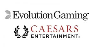 Evolution Partners with Caesars For Pennsylvanian Market