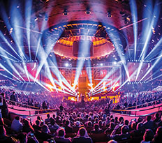 Esports increasing in popularity within the gambling industry